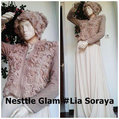 Nesttle Glam #Lia Soraya