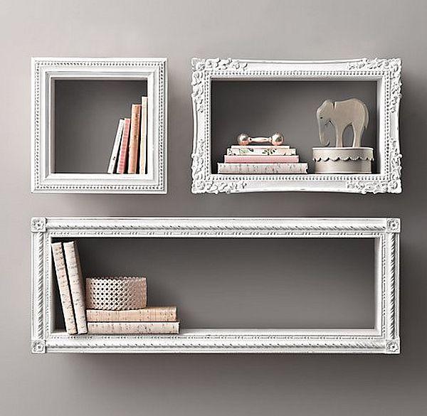 Photo Frame Shelves