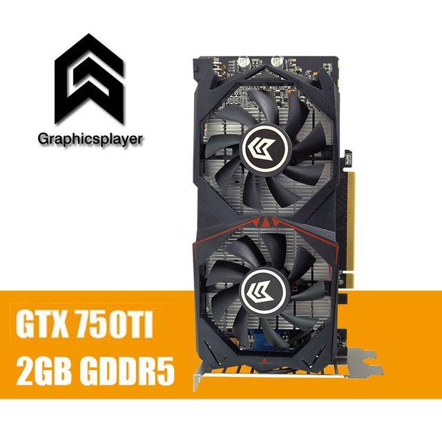 Original Graphics Card GTX 750TI 2048MB/2GB 128bit GDDR5 Placa de Video carte graphique Video Card for NVIDIA Geforce PC VGA now at http://ift.tt/2nycT6V