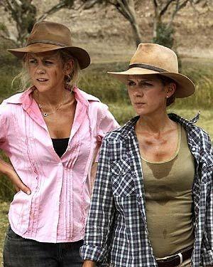 McLeod's Daughters - McLeod's DaughtersKate and Jody.