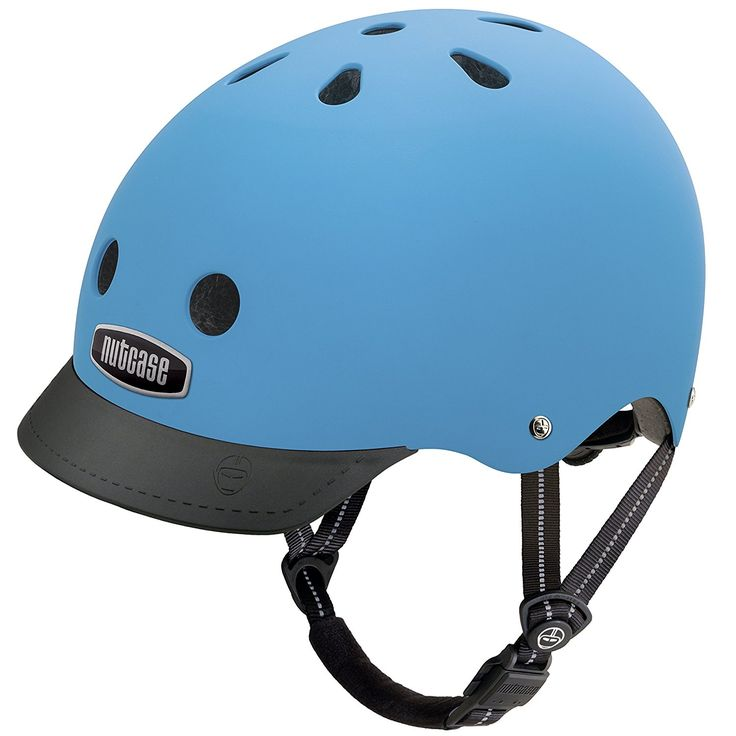 Amazon.com : Nutcase - Solid Street Bike Helmet, Fits Your Head, Suits Your Soul : Sports & Outdoors