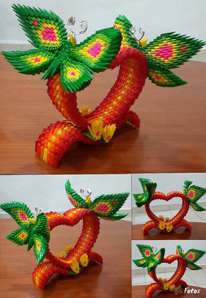 Best 25+ 3D Origami ideas on Pinterest - photo#16