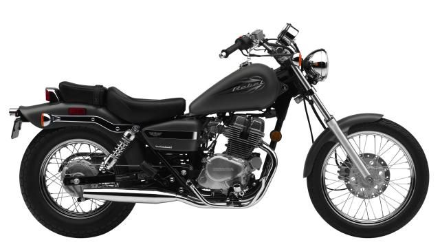 Ten Great Beginner Bikes for Absoulute Newbies: 2012 Honda Rebel ($4,190)