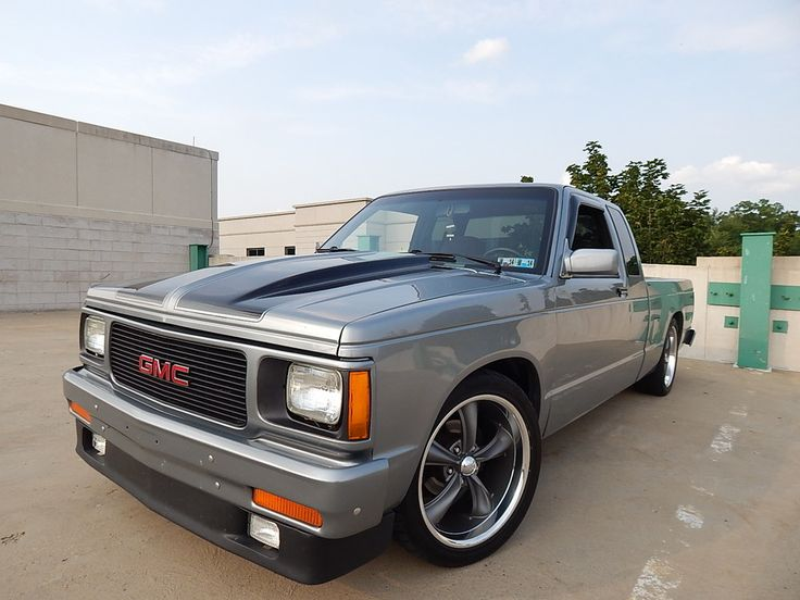 My parents bought the truck for my brother when he was around the age of 14 for his first car. He liked it a lot but he always wanted a 2nd generation S10. When the opportunity came to get the body style he wanted, the truck was handed down to me. I've always loved