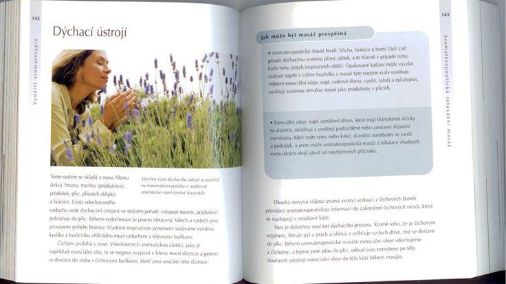 Ukázka z knihy AROMATERAPIE OD A DO Z