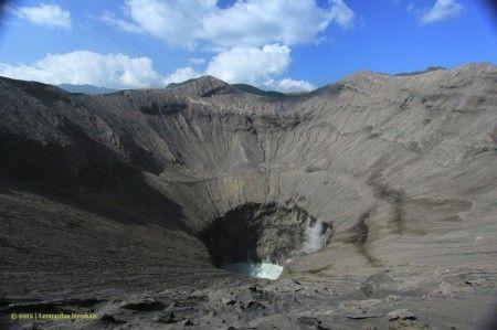 Kawah Gunung Bromo , Bromo Mountain