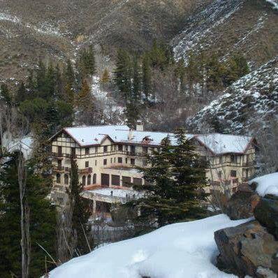 Hotel Villavicencio- Mendoza- Argentina