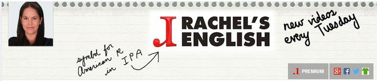 Rachel's English YouTube videos