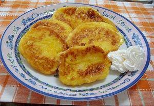 「ディナーロールでフレンチトースト」レンジで時短!簡単フレンチトースト【楽天レシピ】