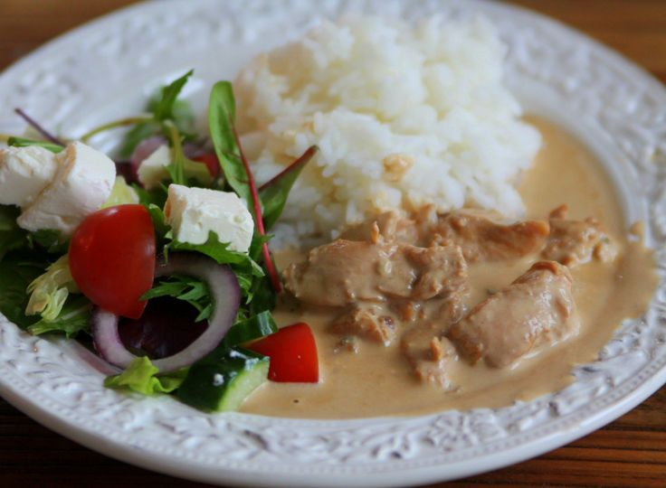 Kycklinggryta med ädelost | Jennys Matblogg | Damernas Värld