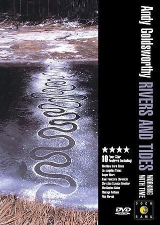 Andy Goldsworthy: Rivers and Tides