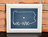 Penn State Nittany Lions Print