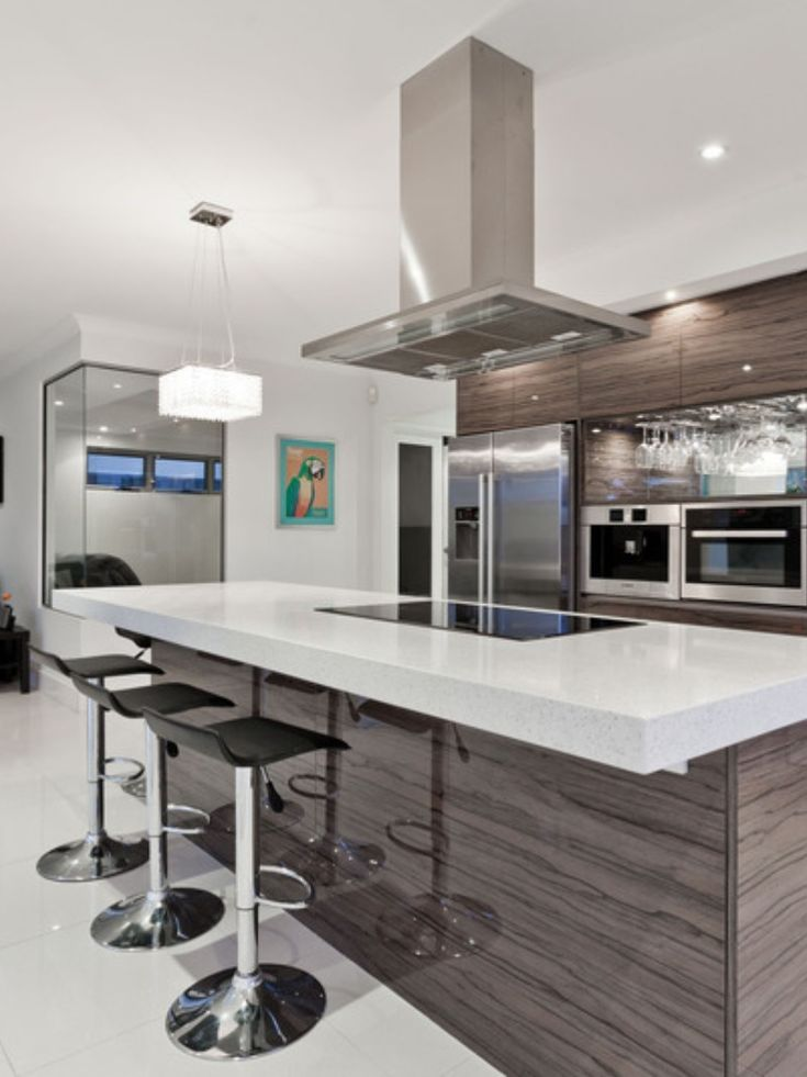 8 Simple Tips For Designing A Modern Kitchen Modern Kitchen Trends Modern Kitchen Kitchen Design Trends