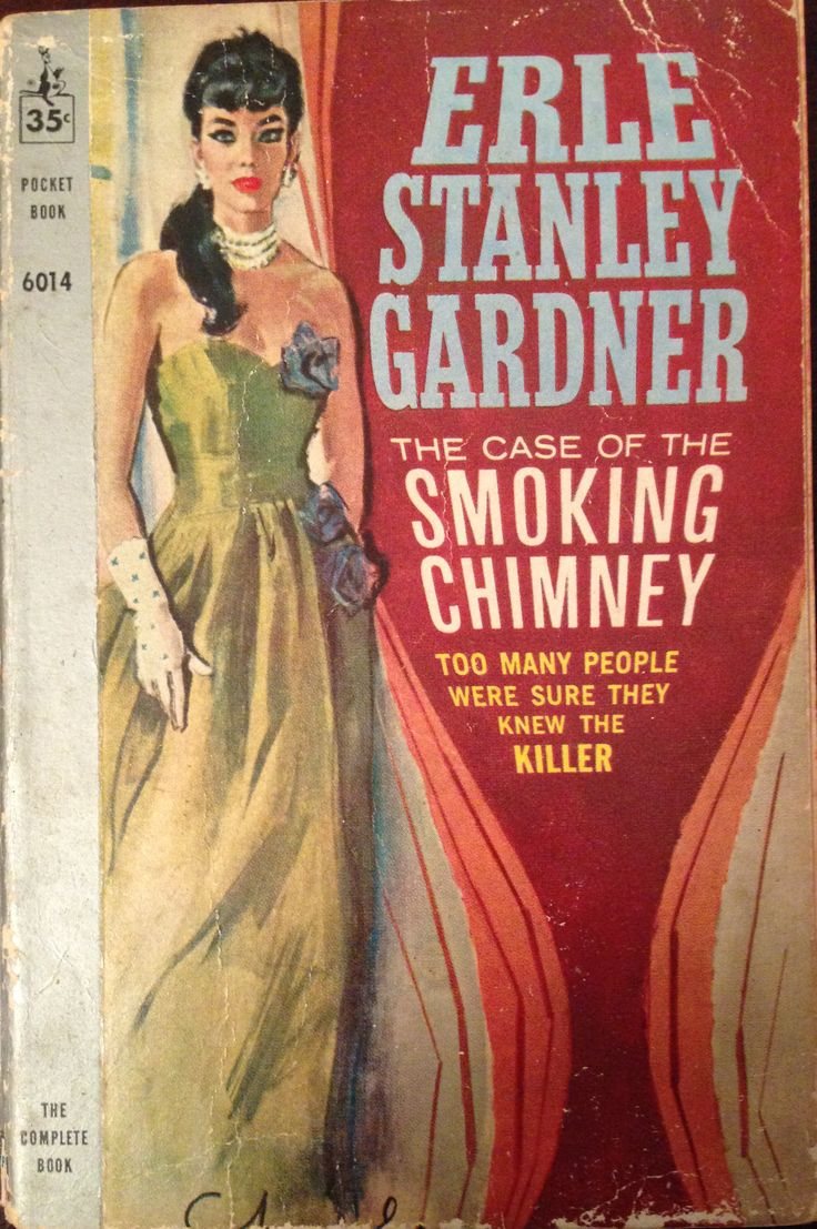 The Case Of The Smoking Chimney, Erle Stanley Gardner, (not A Perry Mason