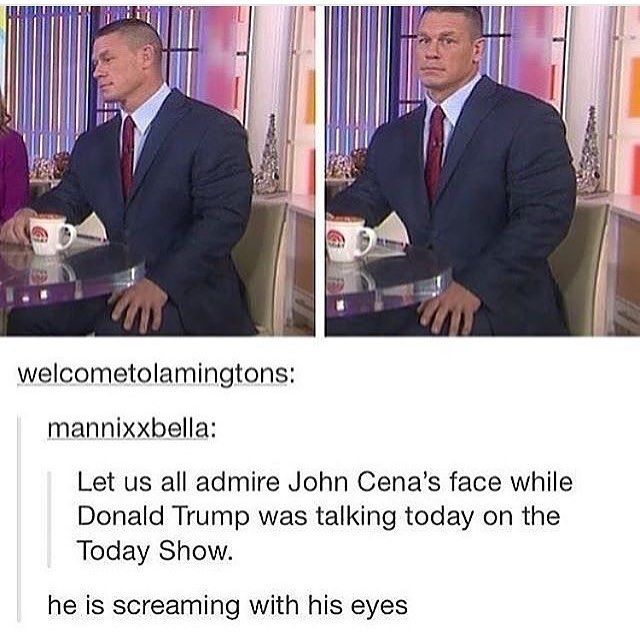 John Cena is the youth