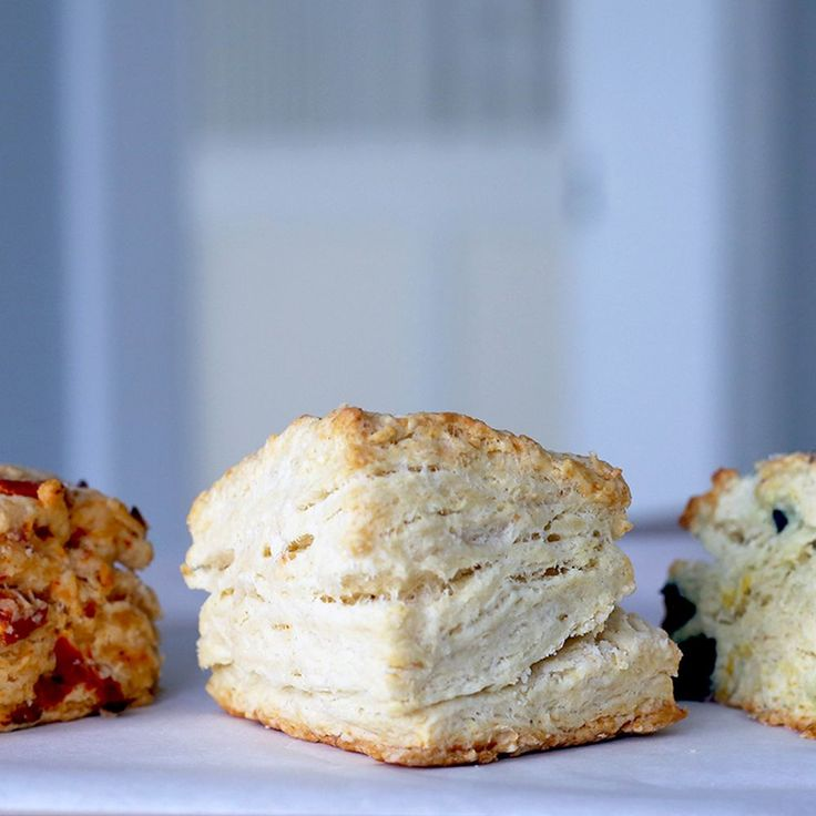 Learn This Basic Biscuit Formula; Turn It Red, White, and Blue on Food52