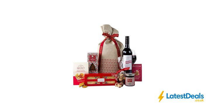 John Lewis Merry Christmas Sack Free C&C, £35