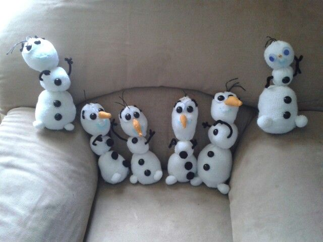 Do you want to build a snowman. No its to much work
