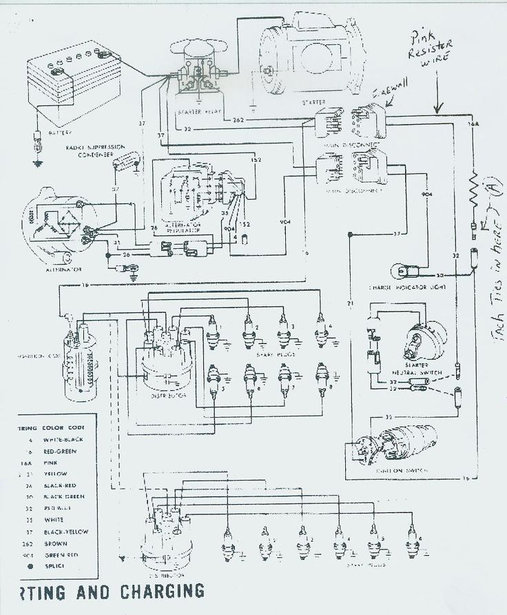 pin tach wiring diagram on pinterest