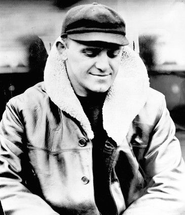 George Halas, 1930s  ( Tribune archive photo )  George Halas in the 1930s, a pioneer prodding the Bears and the National Football League toward popularity.