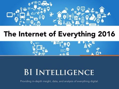 The Internet of Everything — $12.6 trillion ROI expected over the next decade [SLIDE DECK] - Everything around us is becoming connected. As a result, we are seeing shifts in investments and returns. There is already a great demand for network expansion, cyber security and insurance. And generally, the prices of hardware will fall as IoT becomes less of a novelty.  All of this opens up a huge opportunity for everyone to make and save a lot of money. We will invest $6 trillion in IoT between…