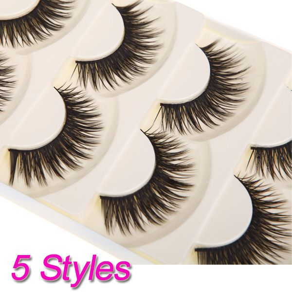 Cheap eyelash package, Buy Quality eyelashes china directly from China makeup waterproof Suppliers:                                                                                                 New Fashion 5 Pair Thick