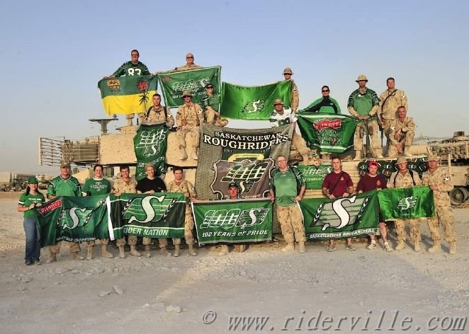 Now THIS is Rider Pride!!!! <3