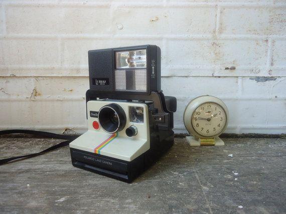 Vintage polaroid cameras for sale
