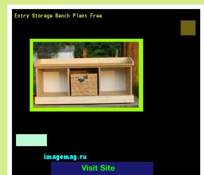 Entry Storage Bench Plans Free 192544 - The Best Image Search