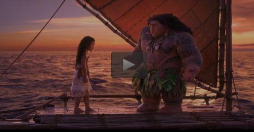 [VÍDEO] Disney lanza segundo tráiler de #Moana:...