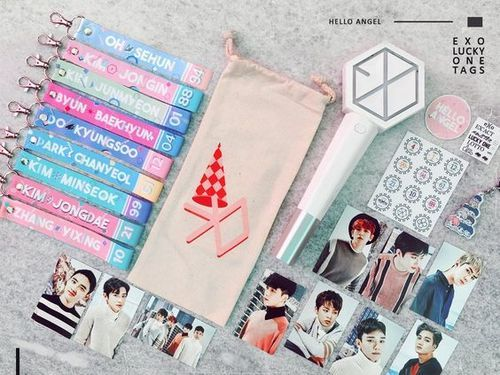 Image in EXO MERCH collection by DYOloveme on We Heart It