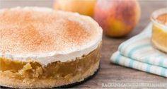 Bestes Apfelkuchen-Rezept: Apfeltorte mit Vanille-Zimt-Sahne // Apple cake