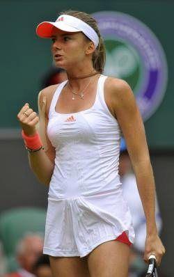 Tennis Ohne Höschen