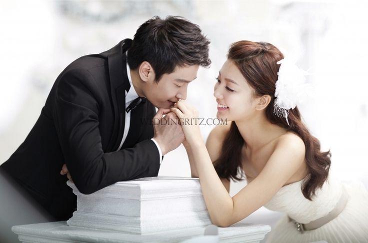 Korea Pre-Wedding Photoshoot - WeddingRitz.com » Rose de L'amant 2013 new pre-wedding photo sample