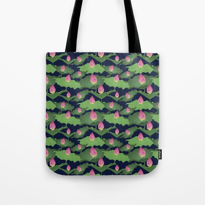 Buy Pink Blush Night Tote Bag by okopipidesign. Worldwide shipping available at Society6.com. Just one of millions of high quality products available.