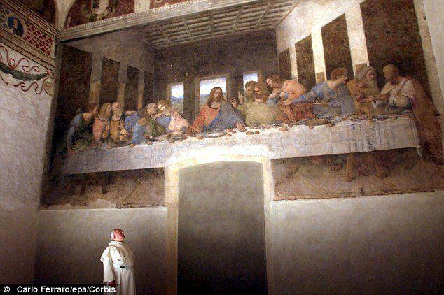 Música escondida, predicciones del fin del mundo y más en La última cena de Leonardo da Vinci.