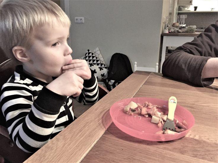 warm eten, peuter, kleuter, kind, slecht eten, slechte eter, avondeten, diner, dinner, proeven, tips, driftbui,driftbuien, huilen, boos, gooien, slaan, opvoeding, opvoeden, voeding, voedsel, eten, 3 jaar, 2 jaar, 4 jaar, ouders, ouder, moeder, vader, wanhopig, dani and mom, daniandmom