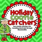 Keep your students engaged as they round decimals to the nearest hundredth, tenth, and whole number with these Christmas themed cootie catchers. Th...