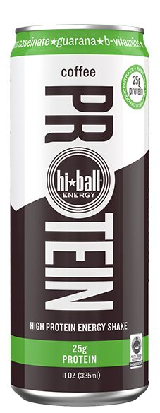 HiBall Energy / Sparkling Energy Waters & Organic Energy Drinks / It's Good Energy
