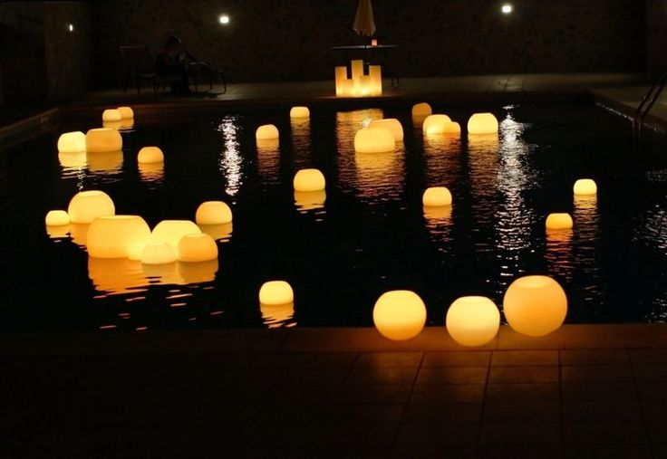 M s de 1000 ideas sobre velas flotantes en pinterest - Como hacer velas flotantes ...
