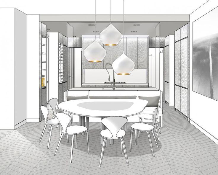 apartment paris 7 double g interior design | apartments | projects | www.doubleg.fr