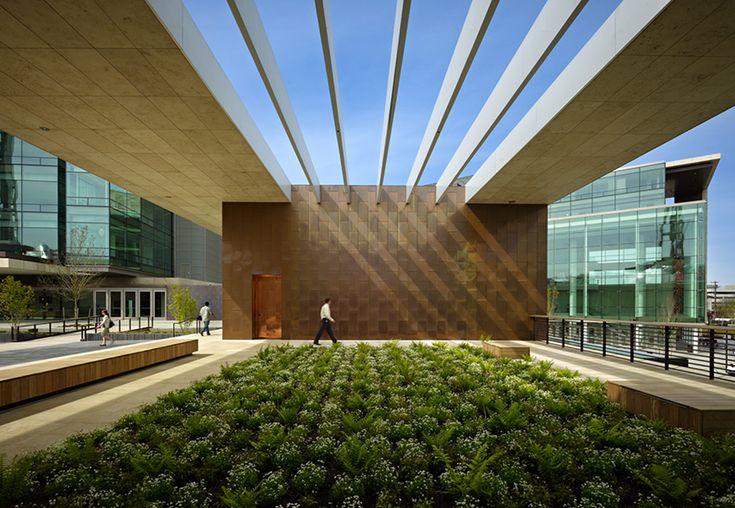 17 Best images about Architect - NBBJ on Pinterest | Parks ... Melinda Gates House