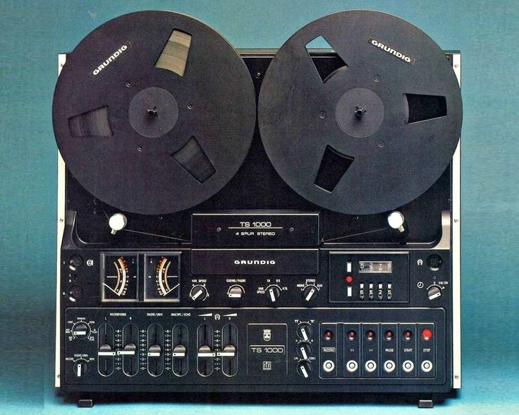 GRUNDIG TS 1000 (1976) www.1001hifi.com