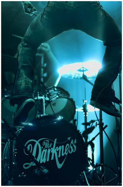 Justin Hawkins - The Darkness. ANU Bar Canebrra