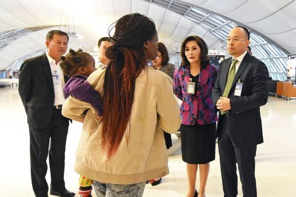 The U.N. said it is working to assist a Zimbabwean family who have lived in a Bangkok airport for months because they fear persecution in…