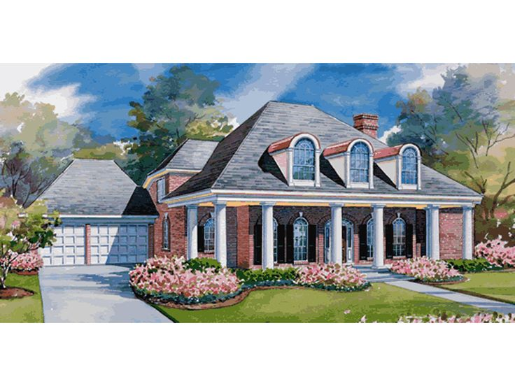 Kaiser Falls Southern Style Home. Best 25  Southern style homes ideas on Pinterest   Southern homes