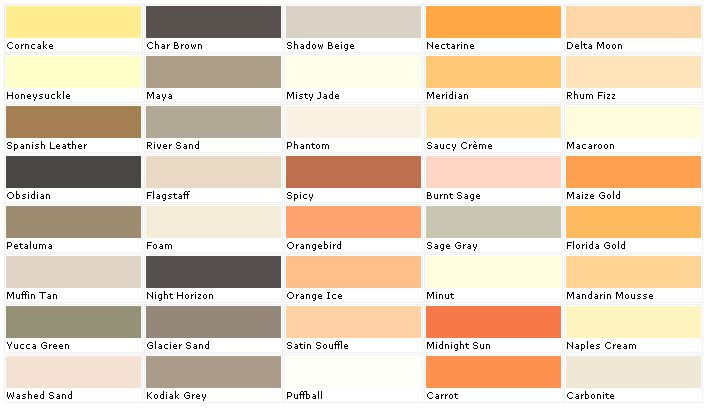 exterior paint color chart house paint color chart chip sample. Black Bedroom Furniture Sets. Home Design Ideas