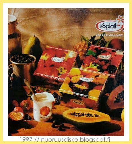 Kuvat erilaisista menneistä arkisista ruokapakkauksista ovat suosittu blogauskohde, ja innostun niistä itsekin. Tässä jälleen kollaasinomai...