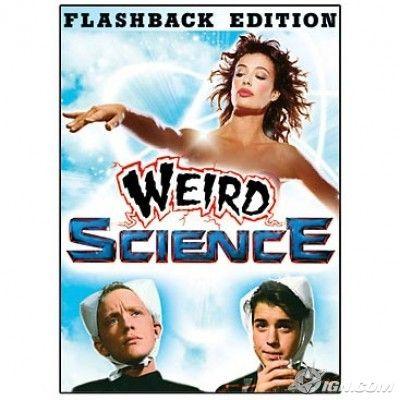 Weird Science.  OMG, Kelly LaBrock!