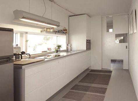 Oltre 25 fantastiche idee su Küche und wohnzimmer su Pinterest - u förmige küche
